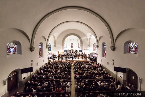 Concert 1er mai, Jérôme Kuhn & Prague Symphonic Ensemble, Eglise Villars-sur-Glâne, 01.05.2016