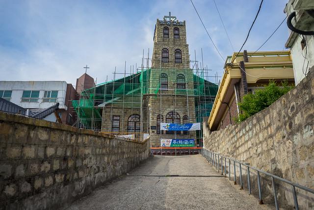 Yangdong Church, Mokpo, South Korea