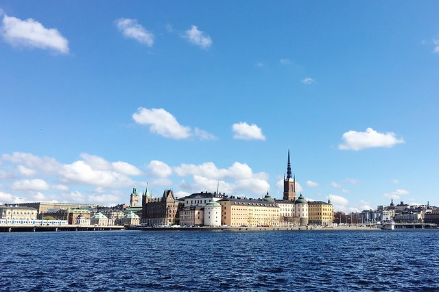 Stockholm Sweden Across The Water | Girls Guide To Scandinavia