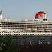 Queen Mary2 Panorama