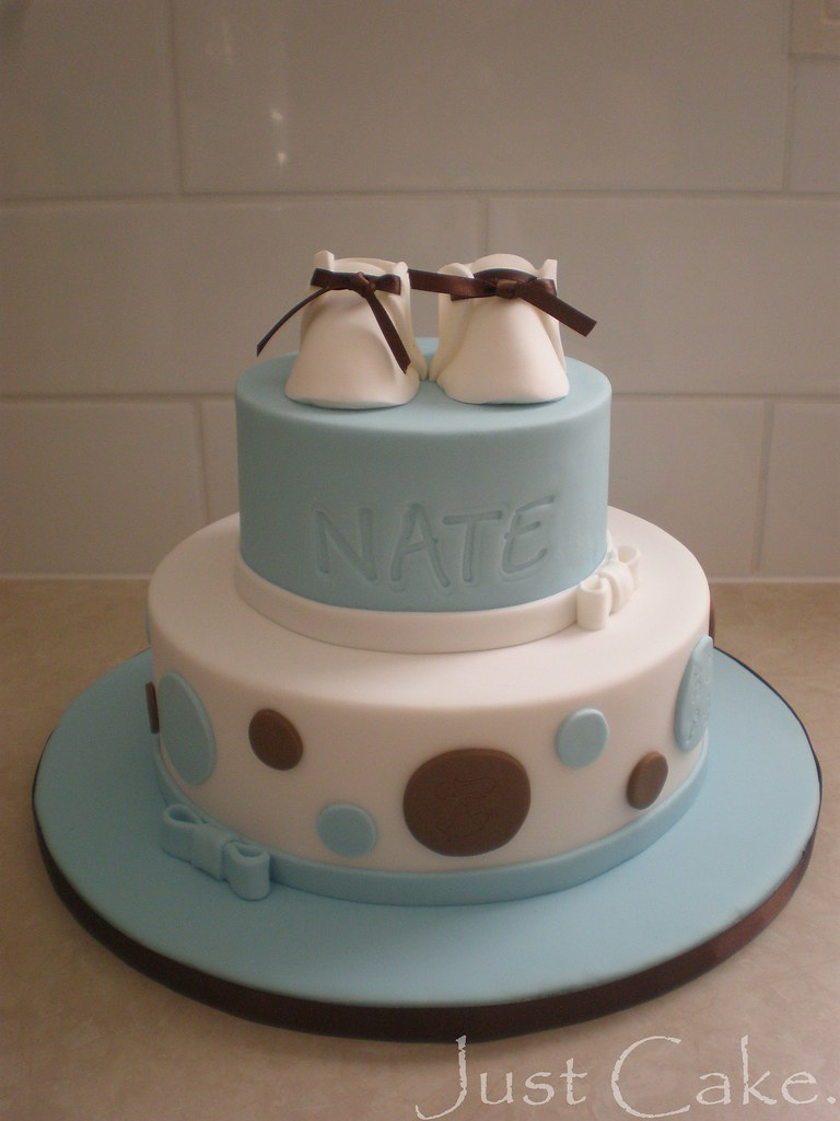 S M Dolly Varden Cake