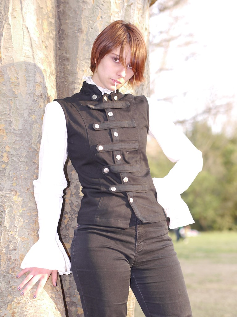 related image - Le printemps se Cosplay - Aoi Sora Cosplay - 2012-03-25- Marseille - P1360376