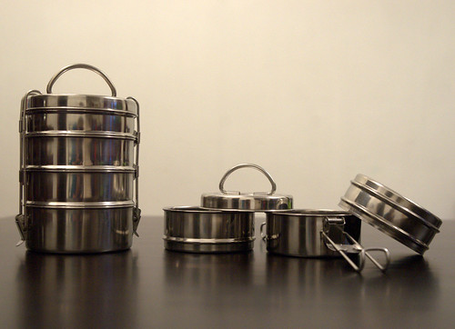 Our new tiffin boxes