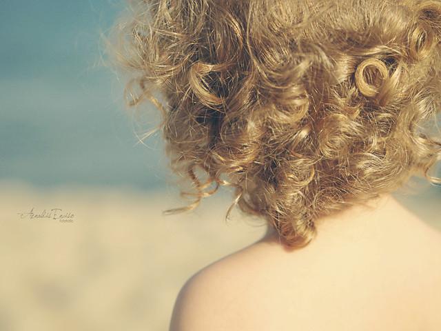 Tus cabellos de miel