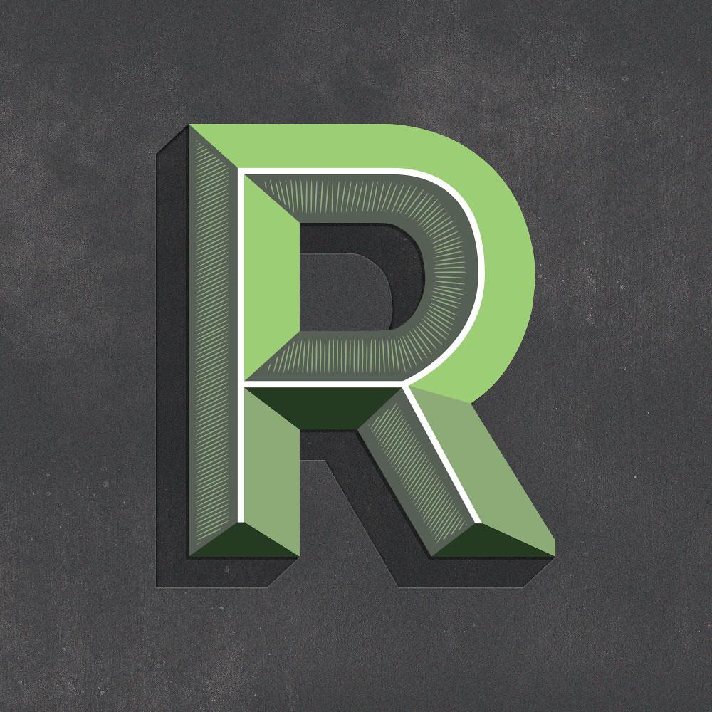 R-Lettering