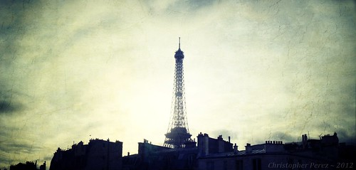 Eiffel Morning