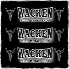 26Full Metal Shop Wacken ultimate merchandise shop