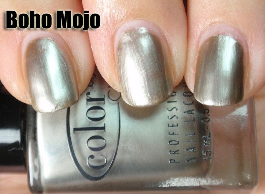 Paillette: a little nail polish journal: Color Club Back to Boho - Pt 2