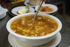 海味蟹肉翅 Shark Fin Soup - Pantai Seafood