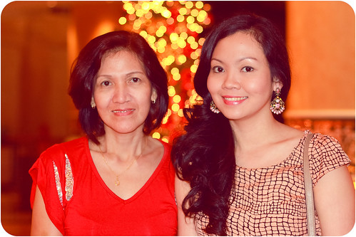 Happy Birthday, dearest mommy!
