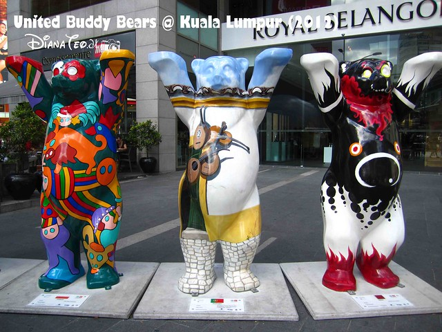 United Buddy Bears @ KL 04