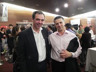 Nicolas Perier & Denis Elkaïm