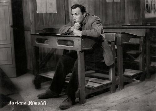 Adriano Rimoldi in Gente cosí