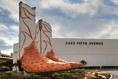 San Antonio, North Star Mall Cowboy Boots