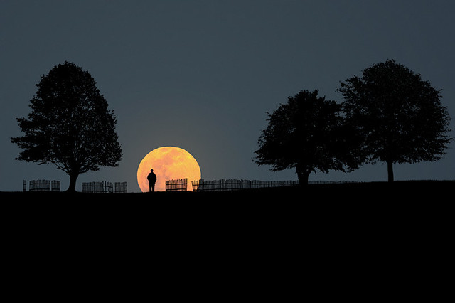 7000573734 0dddfb9b0f z 20 Awesome Photos Of The Supermoon
