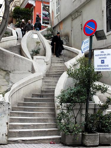 Kamondo Lépcső