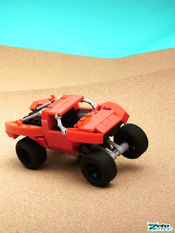Mini Trophy Truck >> ZetoVince's Cute Lego Technic Mini Trophy Truck - LEGO Technic and Model Team - Eurobricks Forums