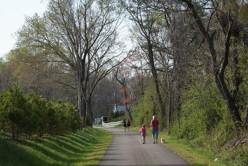Three Notch Trail, Charlotte Hall