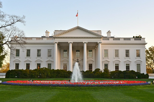 The Front of the White House | Flickr - Photo Sharing!