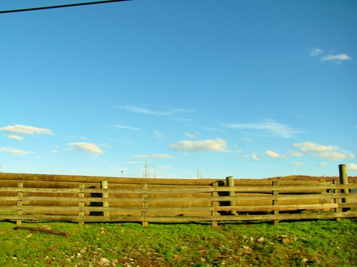 sky clouds yard tn fences lumber sweetwater