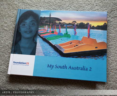 .:: Foundation21 | My South Australia 2 | Front Cover Publication ::.