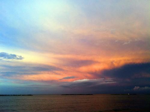 無料写真素材, 自然風景, 空, 雲, 嵐, 風景  イタリア