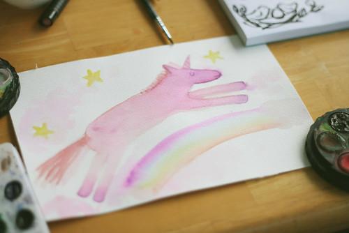 Follow Your Dreams Unicorn