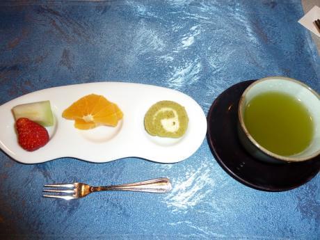 トスラブ箱根 和奏林 料理 水菓子と甘味