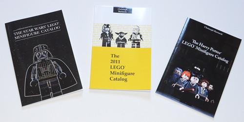 New minifig books
