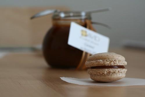 macaron caramel au beurre salé by ana*heidi