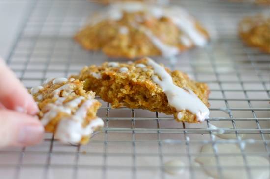 Healthy Carrot Oat Breakfast Cookies Final 2