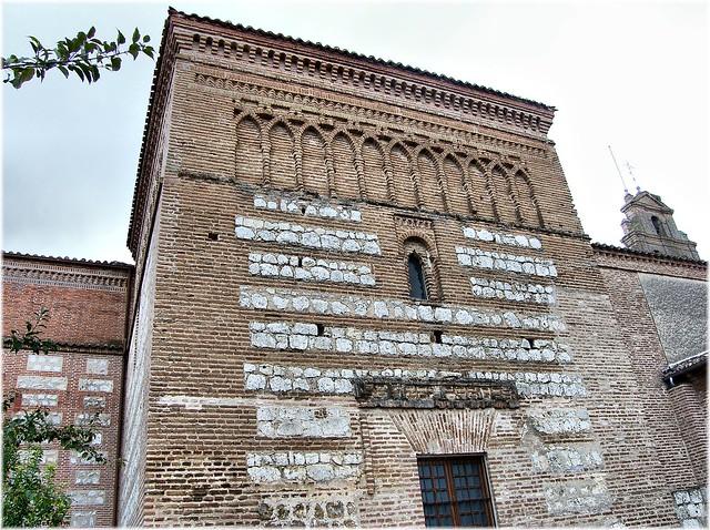 Baños Arabes Tordesillas:2642-Convento de Santa Clara en Tordesillas (Valladolid)