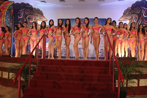 Miss World Philippines 2012 TV 5 and Cory QuirinoIMG_7153