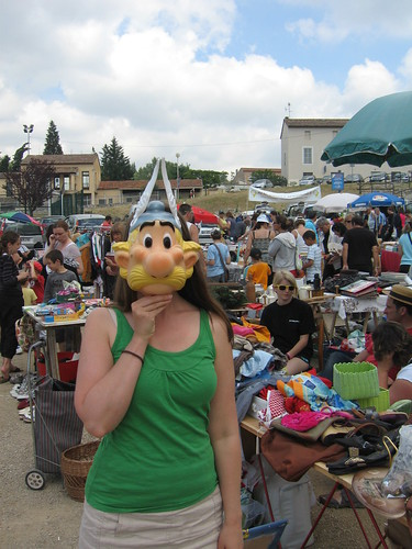 Asterix in Valbonne