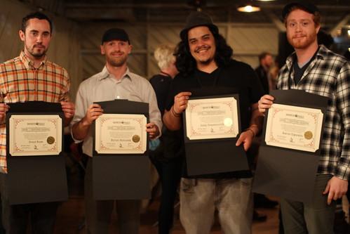 Level 1 BGA Certified Baristas!