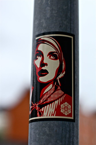 Obey (USA), Christchurch Place, Dublin 8