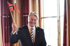 Årets 17. mai blir helt spesiell, sier ordfører Fabian Stang