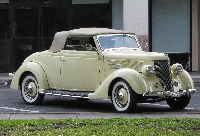 Classic Ford Auto