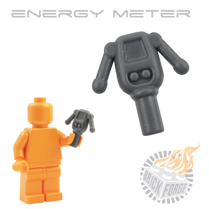 Energy Meter - Dark Blueish Gray