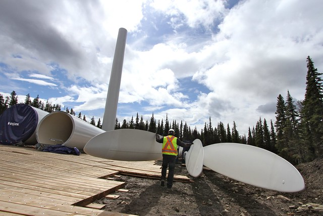 Quality Wind Project at Tumbler Ridge BC - Capital Power - 051