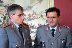 Teile der deutschen Delegation