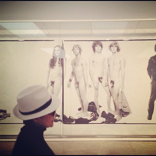 Richard Avedon show at Gagosian Gallery in Chelsea - 522 West 21st Street