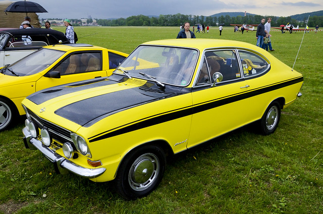 opel kadett ls rallye coupe with improved sport engine flickr photo sharing. Black Bedroom Furniture Sets. Home Design Ideas