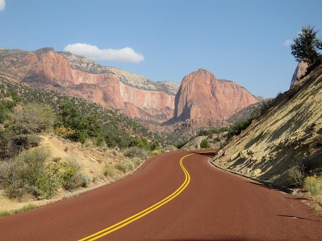 Kolob Canyons, Zion NP