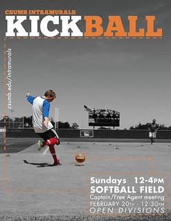 Intramural 2012 Kickball