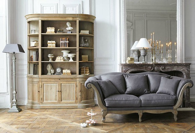 french madame maisons du monde french chic furniture. Black Bedroom Furniture Sets. Home Design Ideas