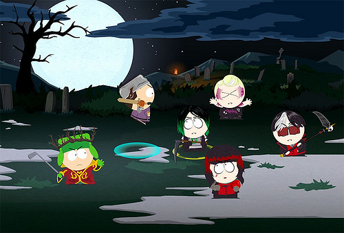THQ Delays South Park RPG Into 2013