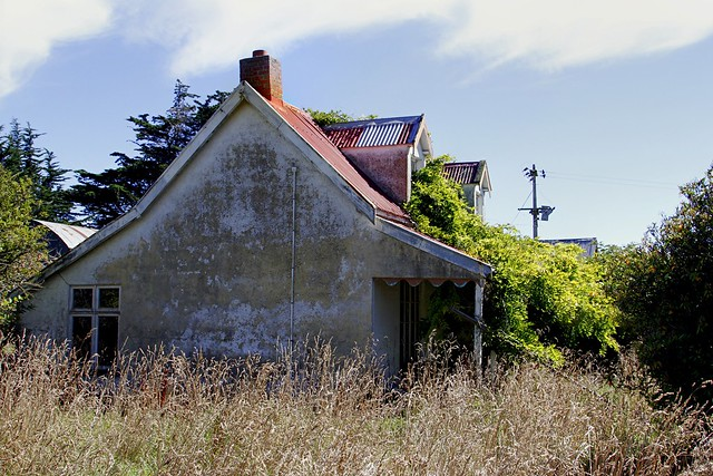 Milton New Zealand  city photo : Old house, Milton, Otago, New Zealand   Flickr Photo Sharing!