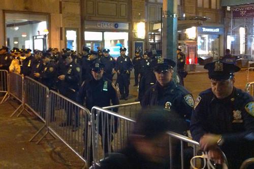 NYPDBarricades
