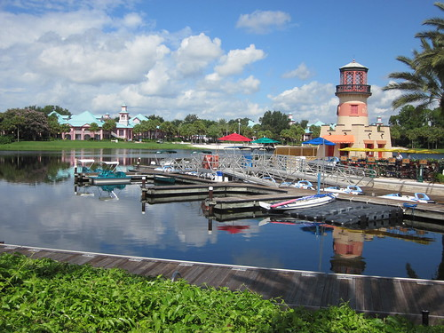 Disney's Caribbean Beach